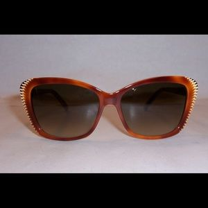 LIKE NEW ALEXANDER MCQUEEN SUNGLASSES AUTHENTIC
